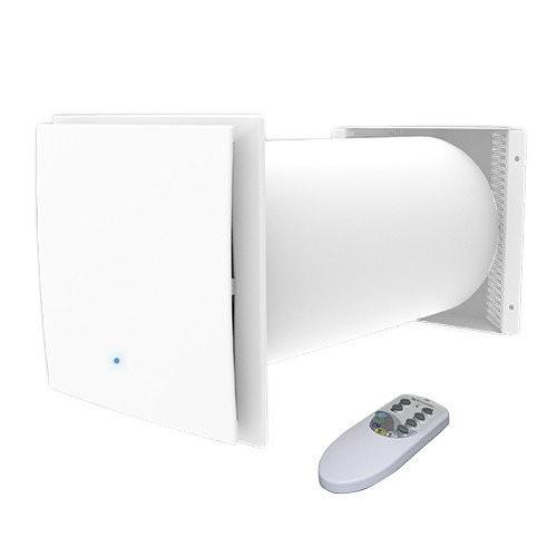 Vmc puntuale Recuperatore di calore a ventilazione meccanica Tecnosystemi Pico Reco 100