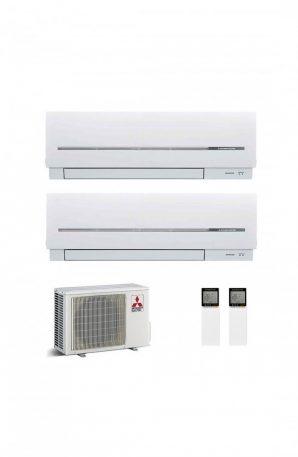 Condizionatore Climatizzatore Mitsubishi MXZ2D53VA + 2MSZAP25VG