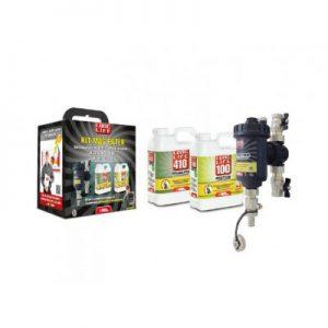 Filtro defangatore per pulizia caldaia KIT LL Mag Filter