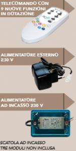 Alimentazione Pico wi clean