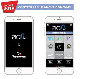 Pico wi Reco 100 - C - C02 app